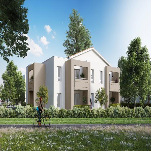 Programme neuf Appartement Saint-Médard-en-Jalles 33160