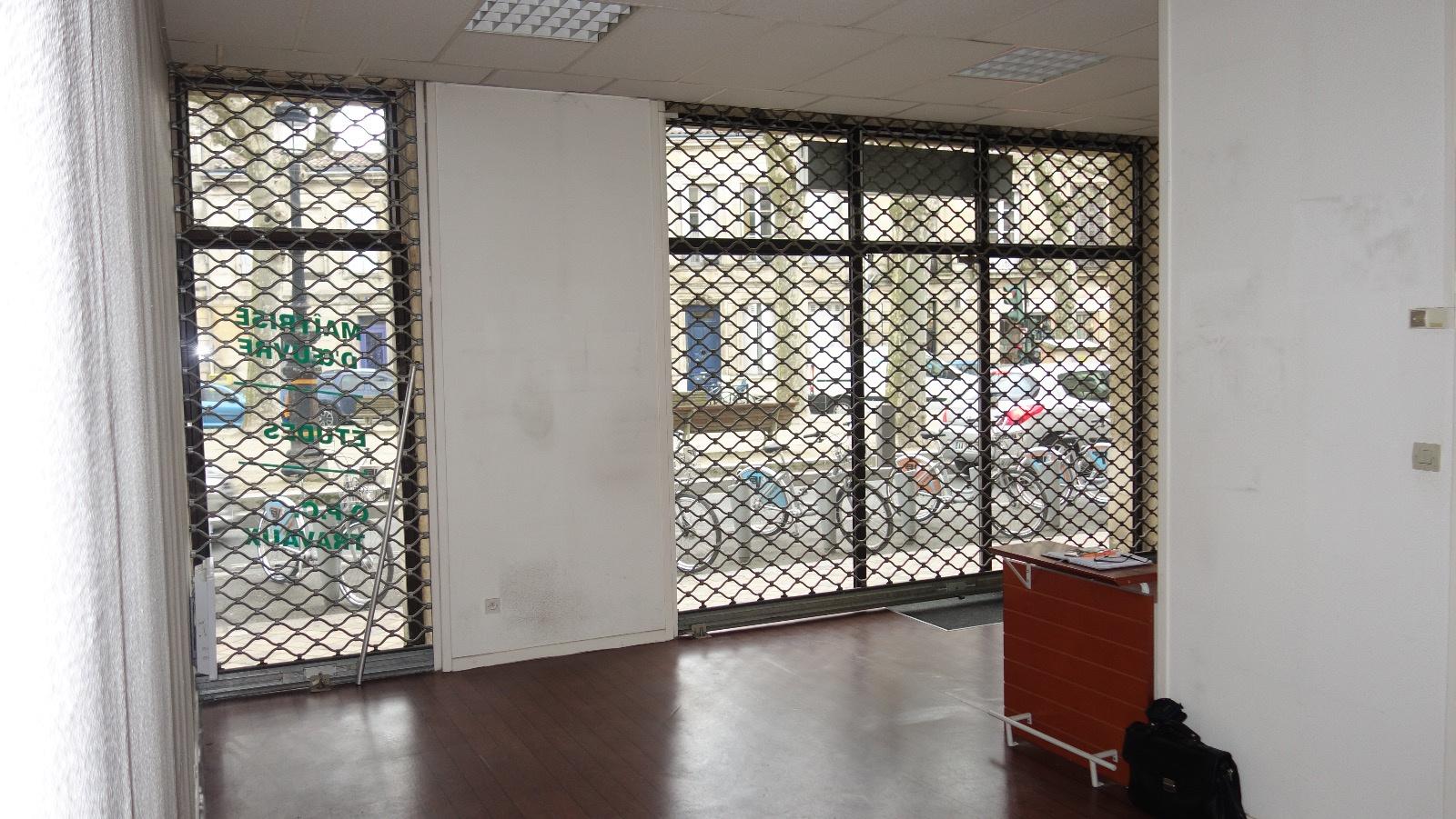 Location Immobilier Professionnel Fonds de commerce Bordeaux 33000