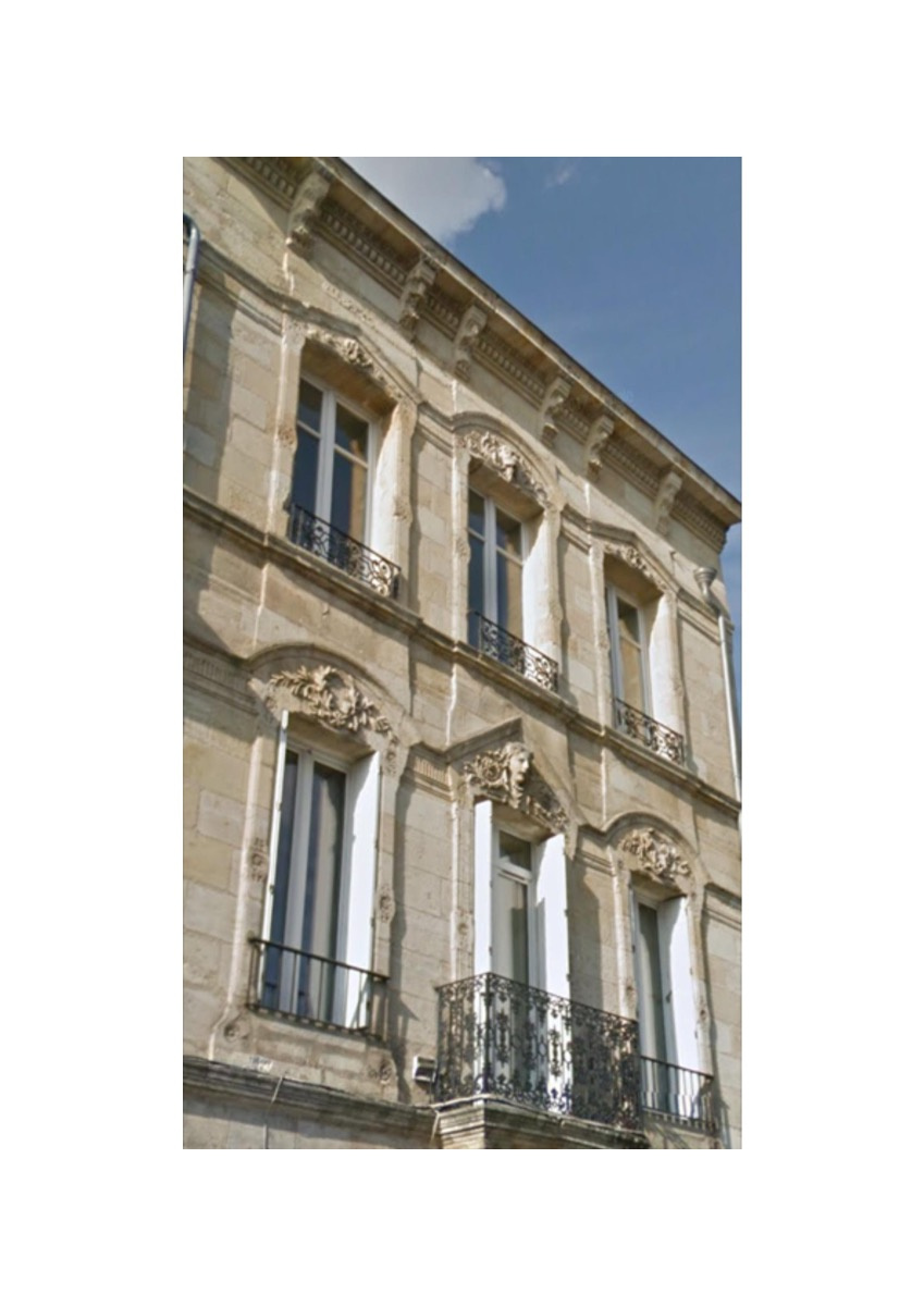 Vente appartement dans immeuble en pierre bordeaux centre for Appartement bordeaux quartier saint pierre